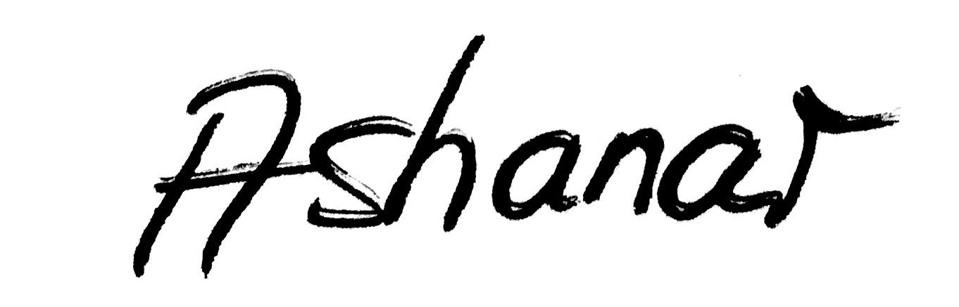 Signatur Ashanar